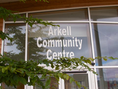 A photo of the Arkell Centre